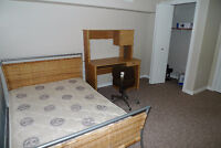 one bedroom close to U of R for rent