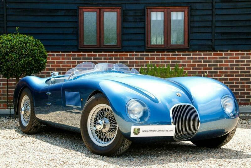 Jaguar C-Type Replica | in Chichester, West Sussex | Gumtree