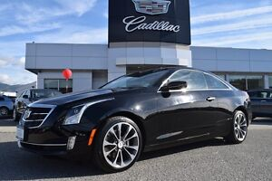 2015 Cadillac ATS Coupe AWD 2.0L Turbo - Luxury