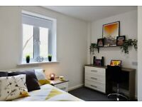 Double Ensuite, Carr Mills Student Accommodation Leeds