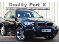 2014 BMW X5 2.0 25d M Sport xDrive 5dr (start/stop)
