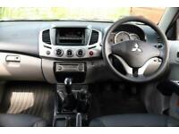 2012 MITSUBISHI L200 DI-D 176 4X4 TROJAN DOUBLE CAB (14605) PICK UP DIESEL
