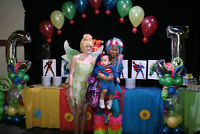 Hiring kid's entertainer/ $60/event 2 h