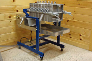 Wanted Maple Syrup Filter Press
