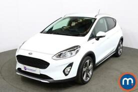 image for 2019 Ford Fiesta 1.0 EcoBoost Active 1 5dr Hatchback Petrol Manual
