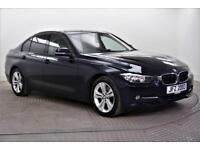 2012 BMW 3 Series 320D SPORT Diesel blue Automatic