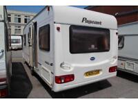 Bailey Pageant Vendee 2004 4 Berth Caravan Fixed Bed £4900