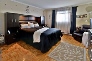 meuble de chambre à coucher(queen)