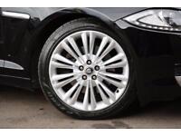 2012 Jaguar XF 2.2 TD Portfolio 4dr (start/stop) Diesel black Automatic