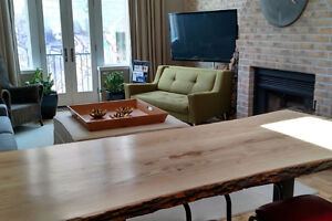Immaculate Fully Furnished Two-Floor Loft
