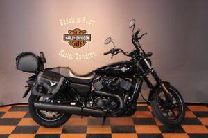 2015 Harley-Davidson XG750 - Street 750