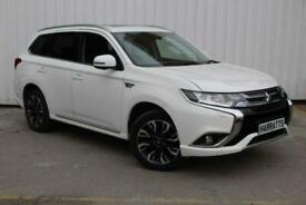 image for 2017 Mitsubishi Outlander 2.0h 12kWh 4h CVT 4WD (s/s) 5dr SUV Petrol Plug-in Hyb