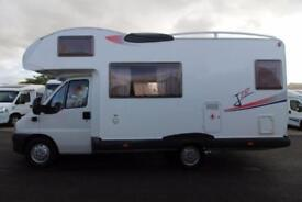 Joint J357 5 Berth Motorhome for sale
