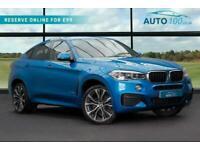 2018 BMW X6 3.0 30d M Sport Edition Auto xDrive (s/s) 5dr