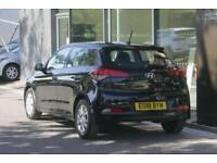 2018 Hyundai i20 1.4 SE 100 PS 5 door Hatchback