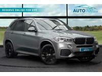 2015 BMW X5 3.0 30d M Sport Auto xDrive (s/s) 5dr