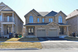 New Semi-Detached House for Sale in Brampton