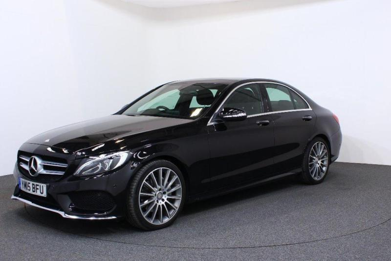 2015 mercedes benz c class 1 6 c200 cdi bluetec amg line premium pack in sheffield south. Black Bedroom Furniture Sets. Home Design Ideas