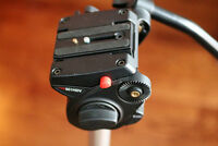 Manfrotto Professional Fluid Video Tripod Heads