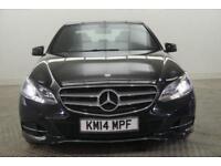 2014 Mercedes-Benz E Class E220 CDI SE Diesel black Automatic