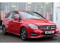 2017 Mercedes-Benz B Class B180d SE 5dr Hatchback Hatchback Diesel Manual