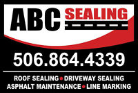 Abc Sealing & Patching Get your Driveway Done