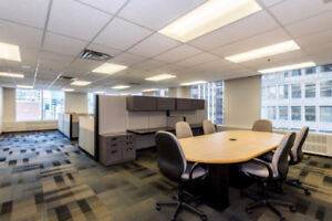 Downtown Furnished Office