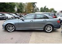 2011 Mercedes-Benz C Class 2.1 C220 CDI BlueEFFICIENCY Sport 7G-Tronic 4dr