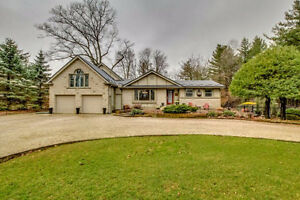 Stunning Home on Rare ACRE Lot just West of London!