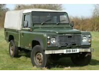 Land Rover Defender 110 Hi Capacity Pick Up