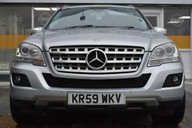 BAD CREDIT CAR FINANCE AVAILABLE 2009 59 Mercedes-Benz ML350 3.0TD