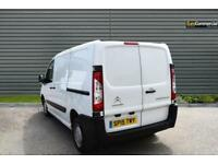 2015 Citroen Dispatch 1.6 HDi 1000 L1H1 Enterprise Panel Van 5dr Diesel white Ma