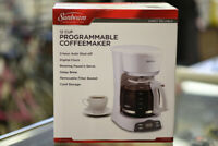 Sunbeam 12 Cup Programmable Coffee Maker Winnipeg Manitoba Preview