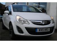Vauxhall/Opel Corsa 1.4i 16v ( 100ps ) ( a/c ) 2011.5MY SXi