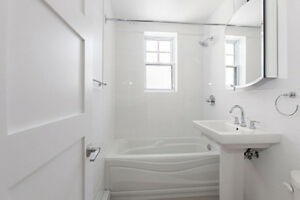 3 1/2 PROMO UP TO 2 FREE MONTHS Beautiful RENOVATED APARTMENT!