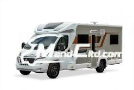Elddis Encore 255 2021 Motorhome 4 berth Diesel engine