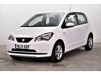 2013 SEAT Mii SE Petrol white Manual