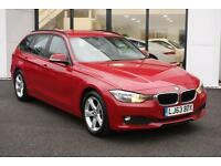 2013 BMW 3 Series 2.0 320d BluePerformance SE Touring 5dr (start/stop)
