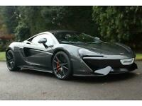 2020 McLaren 570S V8 SSG Semi Auto Coupe Petrol Automatic