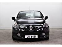 2013 Renault Clio DYNAMIQUE MEDIANAV Petrol black Manual