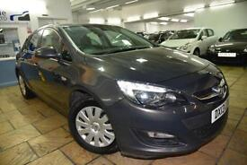 2013 Vauxhall Astra 1.7 CDTi ecoFLEX 16v Exclusive 5 Doors / FINANCE/ FSH