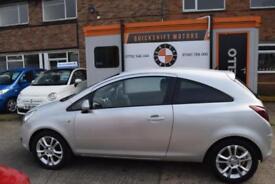 Vauxhall/Opel Corsa 1.4i 16v ( 100ps ) ( a/c ) 2010 SXi