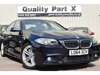 2014 BMW 5 Series 3.0 530d M Sport Auto 4dr