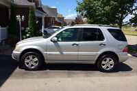 2005 Mercedes-Benz M-Class Special Edition SUV, Crossover 3.5L