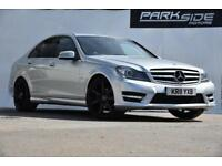 2011 Mercedes-Benz C Class 2.1 C250 CDI BlueEFFICIENCY Sport 7G-Tronic 4dr
