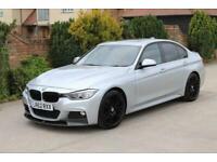 2012 BMW 3 Series 320d M Sport 4dr Step Auto Saloon Diesel Automatic