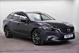 2015 Mazda 6 D SPORT NAV Diesel grey Manual