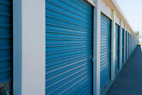 Clear Out Your Garage This Winter - STORAGE UNITS AVAILABLE