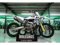 HUSQVARNA FC 450 2020 MOTOCROSS BIKE BRAND NEW