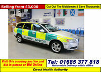 2009 - 59 - VOLVO V70 S 2.4 D5 RESPONSE VEHICLE 5 DOOR ESTATE (GUIDE PRICE)